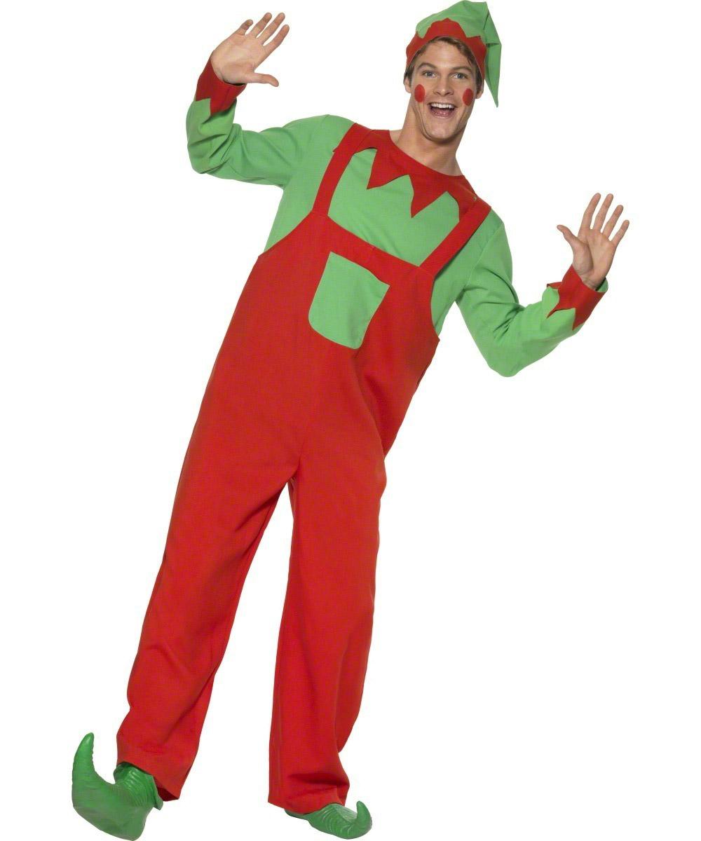 abeac6279eb Déguisement lutin et elfe de Noel   Costume Homme et femme lutin