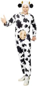 deguisement vache