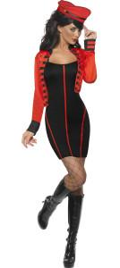 deguisement armée rouge femme