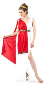 deguisement deesse romaine