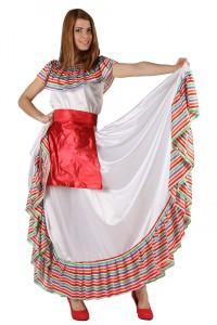 robe mexicaine femme
