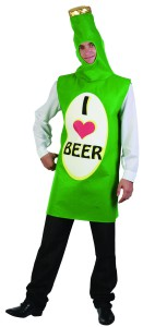deguisement bouteille de biere
