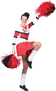 deguisement pom pom girl adulte