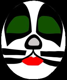 maquillage catman