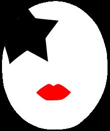 maquillage starchild