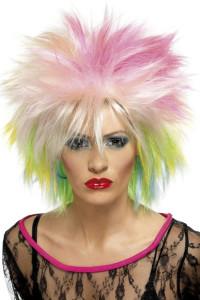 perruque punk femme
