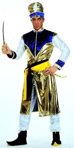 cotume sultan