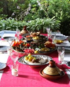 idee recette soirée orientale
