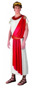 deguisement empereur romain