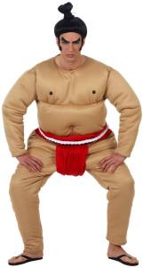 deguisement sumo japonais