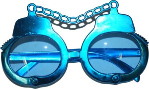 lunettes menottes