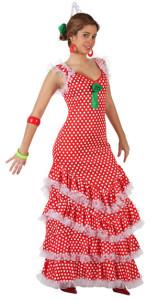 déguisement flamenco