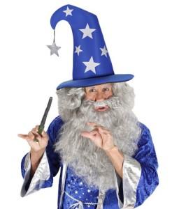 kit magicien deguisement