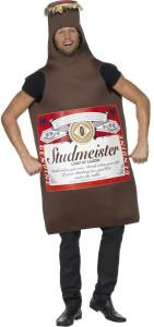costume bouteille de biere