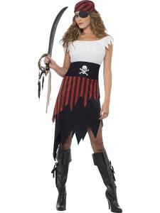 costume corsaire femme