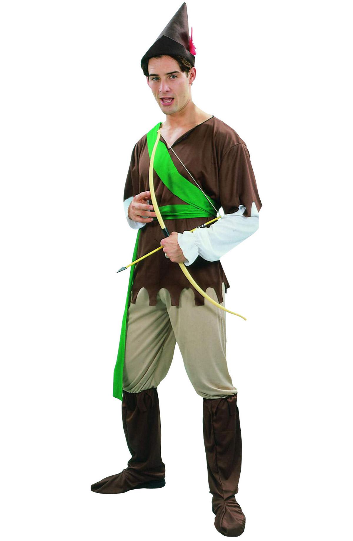 Lujo Sexy Disfraz Hombredisfraz Robin Hood Mujer 54RjLA