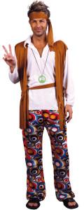 deguisement hippie adulte