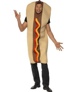 deguisement hot dog