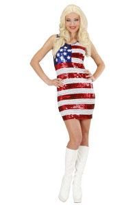 deguisement patriote americaine