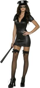 deguisement police femme