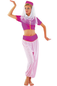 deguisement princesse arabe