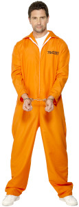deguisement prisonnier orange