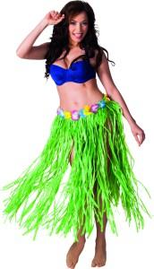 jupe hawai longue