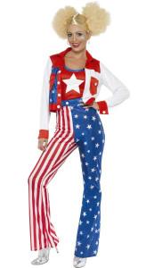 pantalon drapeau usa