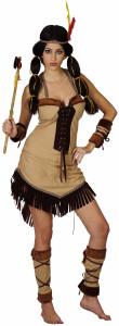 robe indienne deguisement