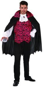 deguisement dracula vampire