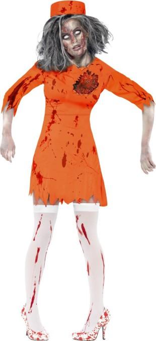 deguisement femme zombie