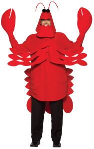 deguisement homard