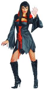 tenue vampire femme