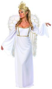 Déguisement reine des anges