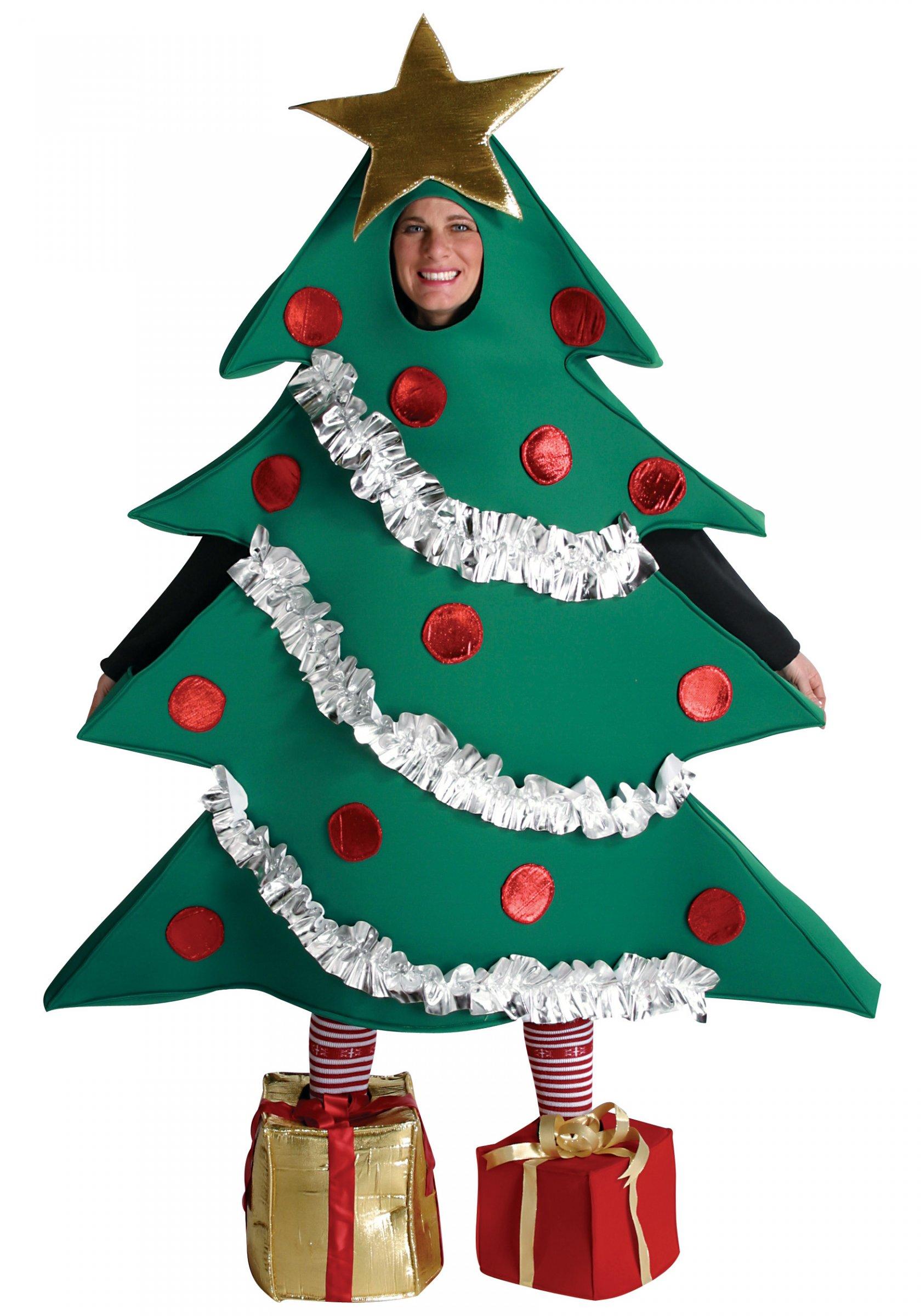 Deguisement Sapin De Noel Femme Déguisement sapin de noel » Generation déguisement