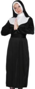 deguisement nonne