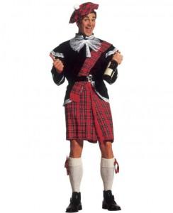 costume ecossais homme