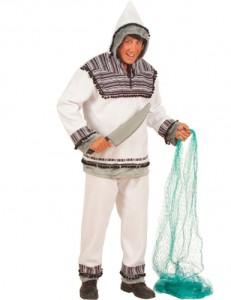 deguisement esquimau homme