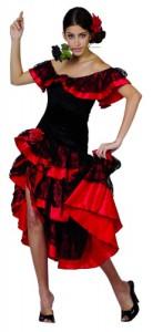 deguisement flamenco
