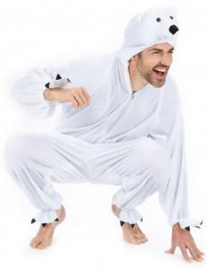 deguisement ours polaire