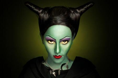 Tuto maquillage sorcière