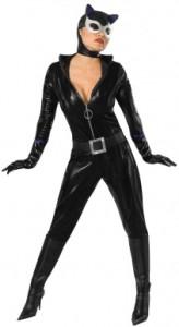 combinaison catwoman