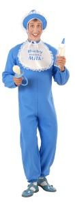 costume de bébé pour homme