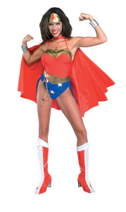 costume ultra sexy de wonder woman