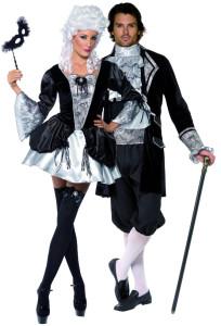 couple de gothique