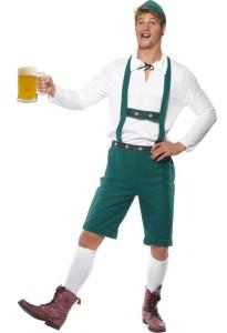 deguisement bavarois