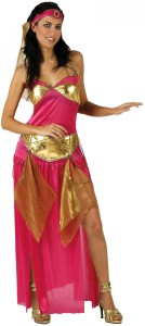 deguisement femme arabe