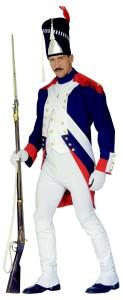 deguisement historique militaire