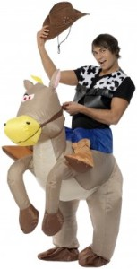 deguisement humour cowboy