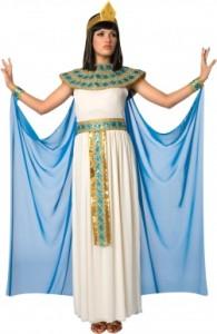 deguisement reine egypte